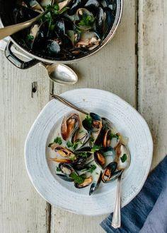 Recipe: Donal Skehan's Mussels in Irish Cider