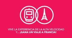 ¡Gana un viaje a Francia!
