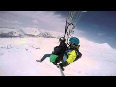 010511 gudauri paragliding полет гудаури skyatlantida com gadauriparagli...