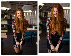Get this look: http://lb.nu/look/8622637  More looks by Dony Umbird: http://lb.nu/umbird  Items in this look:  Follow By Anns Skirt, Dressily Skirt   #chic #street #streetstyle #redhead #beauty #beautiful #lookbook #tattoo #ukraine