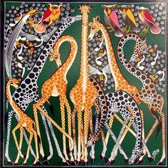 African Art for Kids