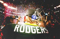 Aaron Rodgers.