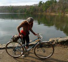 Motobecane Mixte, Walden Pond
