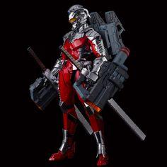株式会社千値練 ー Sentinel co.,ltd / 商品情報 ー 12'HERO's MEISTER ULTRAMAN SUIT Ver7.2用アップグレードパーツセット