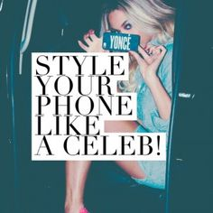 Style your phone like a celeb | Tech Trends | #TechCulture | TechStyle Blogger www.techculture.co.uk #blogpost #celebrity #beyonce #trending #fashion #styles #accessories #technology