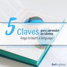 📌 5 CLAVES PARA APRENDER UN IDIOMA   📌 5 KEYS TO LEARN A LANGUAGE . ✅ 1.- Paciencia   Patience. 🙂 ✅ 2.- Constancia   Constancy. 😉 ✅ 3.- Mente abierta   Open minded. 🤩 ✅ 4.- Diversión   Fun 🥳 ✅ 5.- Practica   Practice 🤓 . ✨¿Estas de acuerdo? ¿Qué otra clave crees necesaria para aprender un idioma? comenta aquí. 👇🏼 . ✨Do you agree with these? What other thing do you consider is key to learn a language? comment here.👇🏼 . 👩🏼💻 Puedo ayudarte a aprender y mejorar tu Inglés…