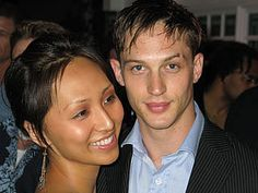 """"""" Trek's cutest couple of the minute has to be Linda Park and Tom Hardy. Hoshi and Shinzon looked like any cute, cozy young couple out for a stroll when I spotted them in the Hilton's casino on Sunday after they both finished up on stage. Linda even..."""