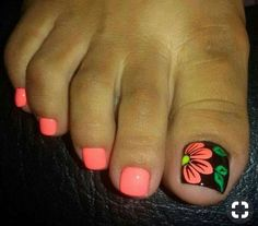 The Fundamentals of Toe Nail Designs Revealed Nail art is a revolution in the area of home services. Nail art is a fundamental portion of a manicure regimen. If you're using any form of nail art on your nails, you… Continue Reading → Pretty Toe Nails, Cute Toe Nails, Hot Nails, Fancy Nails, Pretty Toes, Cute Toes, Pedicure Nail Art, Toe Nail Art, Acrylic Toe Nails