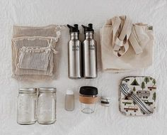 Zero waste travel.