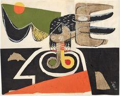 Le Corbusier – Bull, 1963