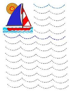 Letter Worksheets For Preschool, Preschool Writing, Kindergarten Math Worksheets, Preschool Activities, Creative Activities For Kids, Toddler Learning Activities, Teaching Kids, Color Wheel Projects, Alphabet Pictures
