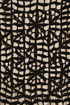 Oscar de la Renta, pattern, print, texture, neutrals, black, white, illustration, graphic design