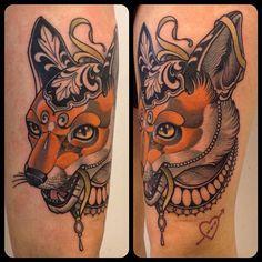 @christophe_bonardi  #artist#christophebonardi#tattooart#tattoo#tattoos#tattooing#tattooist#art#artwork#legtattoo#animaltattoo#neotraditionaltattoo#newtraditionaltattoo#traditionaltattoo#newtraditional#ink#inked#fox#sleevetattoo#sketch#illustration#foxtattoo#colortattoo#animal#linework#lineart#bodyart#newtattooworkers#ntgallery#neotradsub