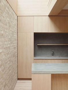 65 Gorgeous Minimalist Kitchen Decor And Design Ideas - Page 32 of 65 Luxury Home Decor, Unique Home Decor, Cheap Home Decor, Minimal Kitchen, Modern Kitchen Design, Kitchen Interior, Home Interior Design, Kitchen Decor, Kitchen Ideas
