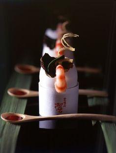 Japanese Kyo-kaiseki Cuisine  #plating #presentation