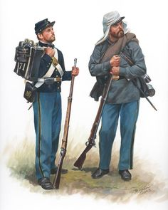 Don Troiani Historical Artist Here is a sample of the figure studies I am working on for a new book on Civil war Uniforms with co-authors Jerry Coates and Mike McAfee. Still many more to do , not sure when we'll be finished , maybe sometime next year. This is the 71st N.Y.S.M. in 1861 showing the pre Manassas and Manassas dress.