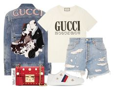 """Gucci"" by ms1-ltu on Polyvore featuring Gucci"