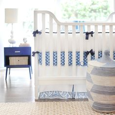 how to add color to currently neutral baby bedding & glider for new room