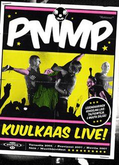pmmp kuulkaas live dvd