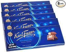 FAZER BLUE BAR 200g 6-PACK