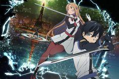 "Crunchyroll - ""Sword Art Online The Movie -Ordinal Scale-"" Visual Debuts At Sakura-Con"