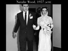 50 most beautiful wedding dresses - Natalie Wood 1957