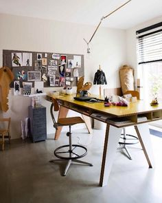 myidealhome:    workspace inspiration (via Home Office / April and May)