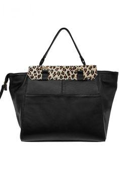 455cb2843 13 incríveis imagens de sacola de couro | Leather tote bags, Leather ...