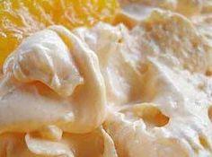 DREAMSICLE SALAD (SUGAR FREE) Recipe