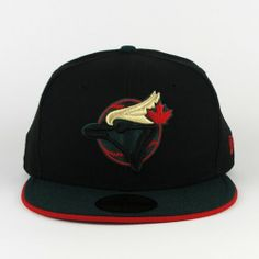 3ff06a6cb4b Cranium Fitteds cranks up the heat with this Gucci inspired Cooperstown  Toronto Bluejays cap.