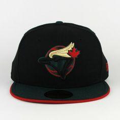 23da16731354d Toronto Bluejays New Era Custom Fitted Hat