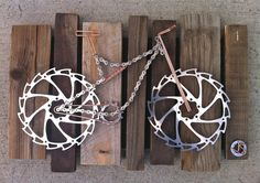 Bike Art reserved for Betty by TheBikeFund on Etsy