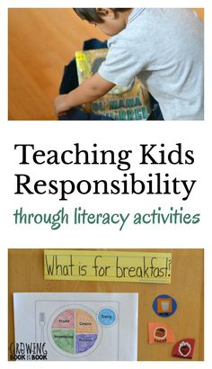 Teach kids to be responsible with these 5 literacy activities.