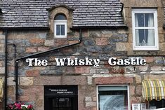 Where to buy spirits in the Highlands of Scotland: The Whisky Castle shop in Tomintoul offers over 600 malt whiskies! Best Places To Eat, Places To Travel, Places To Visit, Scotland Travel, Scotland Trip, Spring Vacation, The Loch, Uk Holidays, Family Road Trips