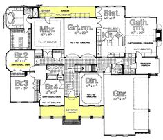 Plan 421460 - Ryan Moe Home Design | Home ideas | Pinterest ...