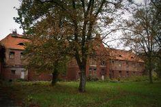 Owińska wielkopolskie - opuszczony zakład psychiatryczny