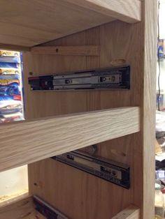 night stand with locking secret hidden drawer night stand