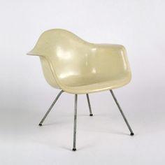 Fiberglass Armchairs | Eames Office Vintage #Eames MAX