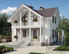 белый дом из дерева: 18 тыс изображений найдено в Яндекс.Картинках