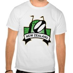 rugby goal post ball new zealand shirts. retro style illustration of a rugby ball and goal post inside rectangle with words new zealand. #illustration #rugby #rwc #rwc2015 #rugbyworldcup