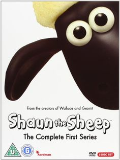 Shaun The Sheep - The Complete First Series [DVD]: Amazon.co.uk: John Sparkes, Justin Fletcher, Kate Harbour, Richard Webber, Jo Allen: Film...