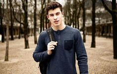 Shawn Mendes ...he's a 1000000/10 in my book.