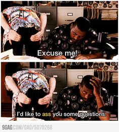 Ass you some questions funny Funny Movies, Best Funny Pictures, Funny Pictures, Ace Ventura, Good Movies, Best Movie Lines, Jim Carrey, Disney Funny, Humor