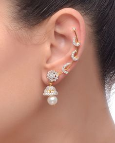 Ear Cuff EC023 - Ear Cuff - Accessories