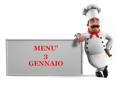 RICETTE FACILI E GUSTOSE: 03 - 01 menù
