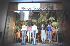 My own personal Free People store where everything I want is in stock and in my size and on sale!