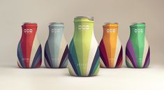 Goa yogurt packaging by Isabela Rodrigues