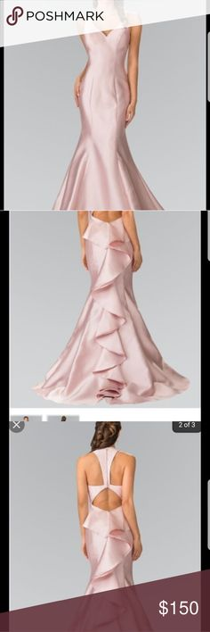 Light pink dress condition 10/10 Beautiful dress no alterations I used few hours & Other Stories Dresses Prom