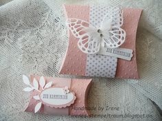 Irenes Stempeltraum: Pillow - Box