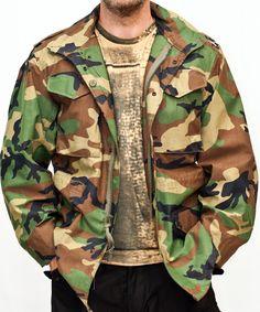M65 terepmintás kabát